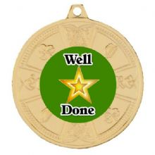 Eire Well Done Medal including Personalisation